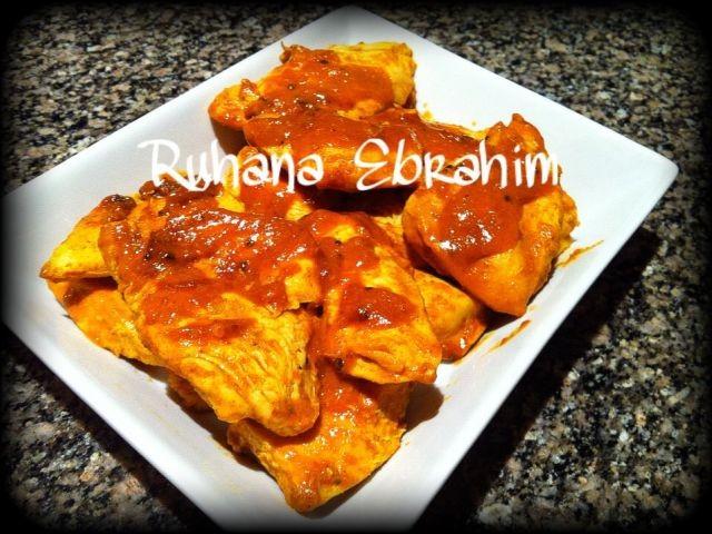 Masala Chicken Fillet