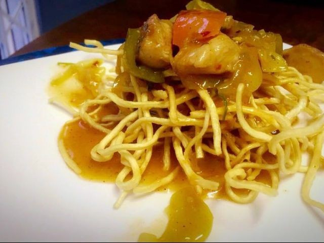 Indo Chinese Chop Suey / My Version