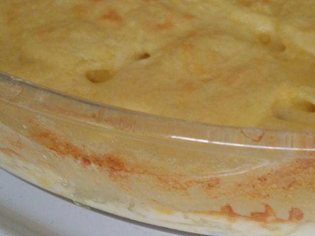 4 Ingredients Potato Bake