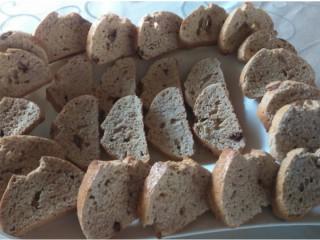 Brown Sugar Cinnamon Biscotti