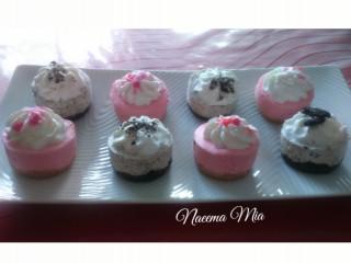 Strawberry / Oreo Cheesecake