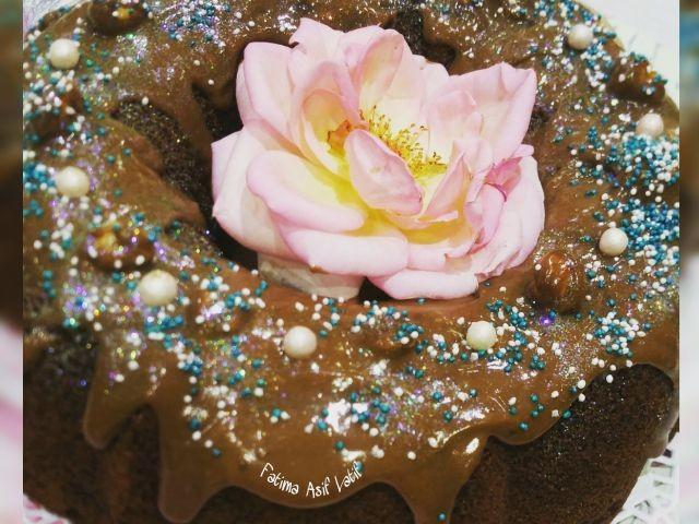 Wholenut Chocolate Ganache Cake