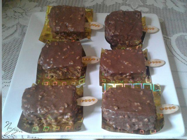 Magnum Choc Cakes