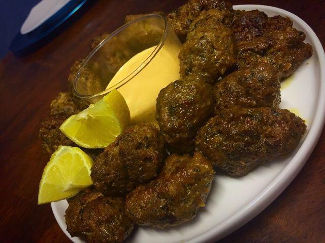 Beef Kebaab / My Recipe