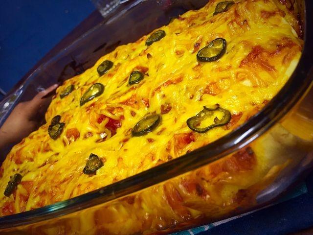 Enchiladas / My Version
