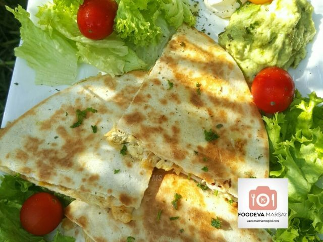 Quesadillas (diy)