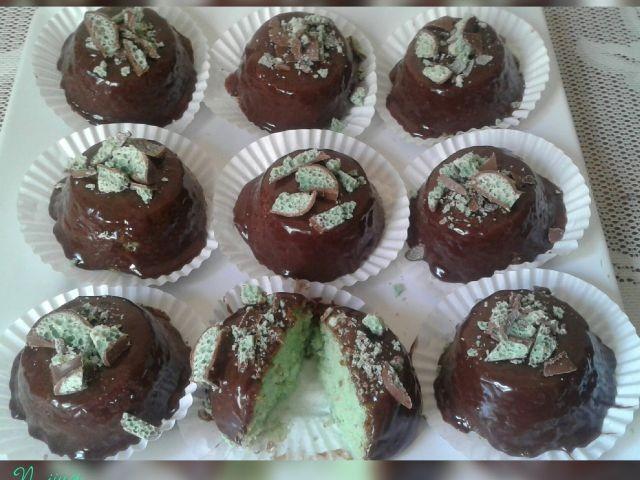 Peppermint Tea Cakes