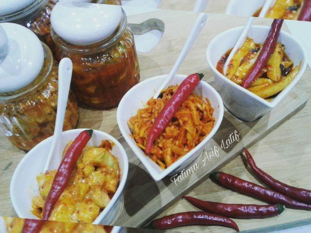 Achaar Recipes