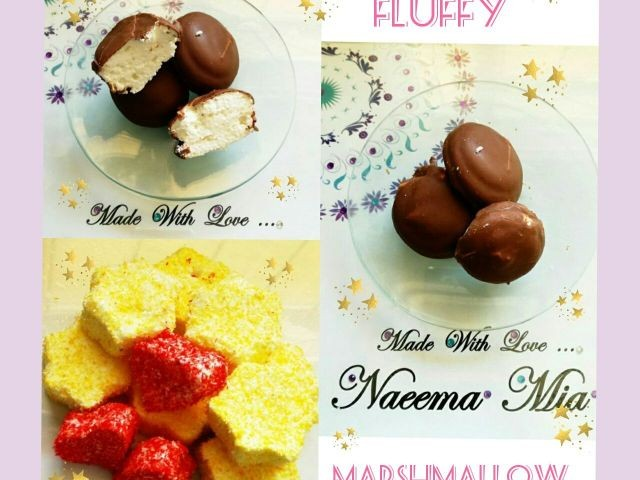 Fluffy Marshmallows
