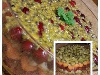 Layered Summer Fruit Salad