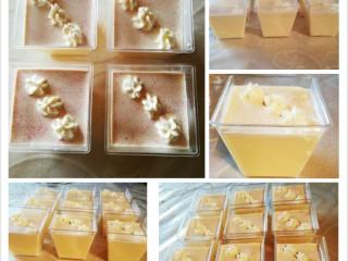 Custard Dessert
