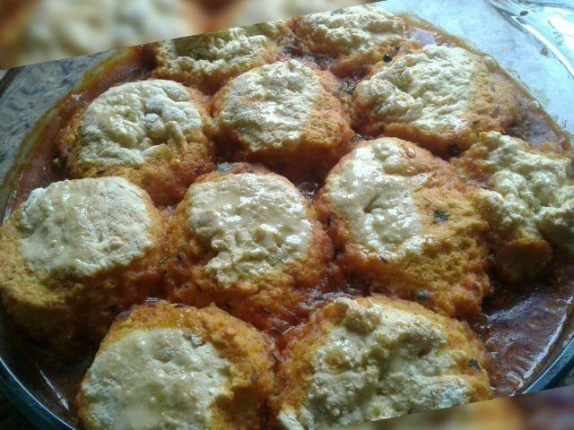 Pumpkin Bhaturas (scones)