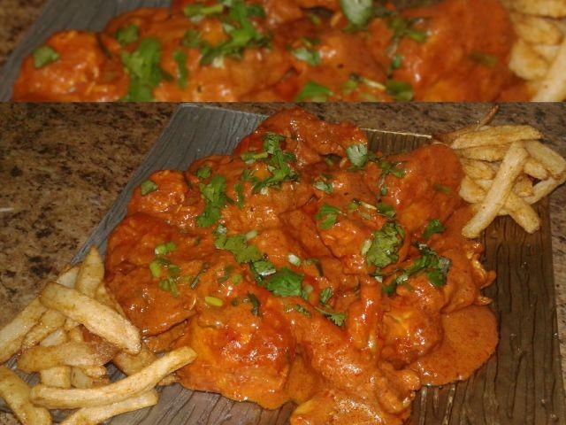 Tandoori Butter Chicken