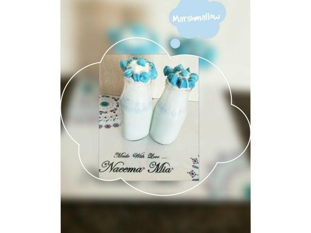 Bubblegum Marshmallow Shake