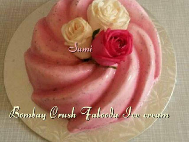 Bombay Crush Falooda Ice Cream