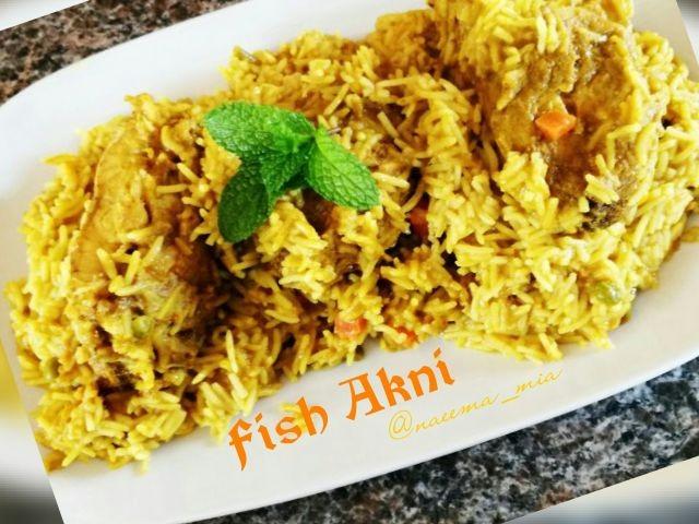 Fish Akni