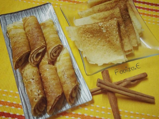 Pancakes  / Crepes