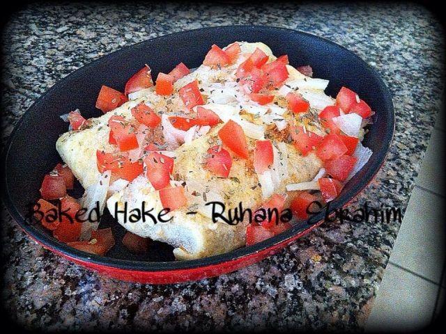 Salt & Pepper Crouton Hake