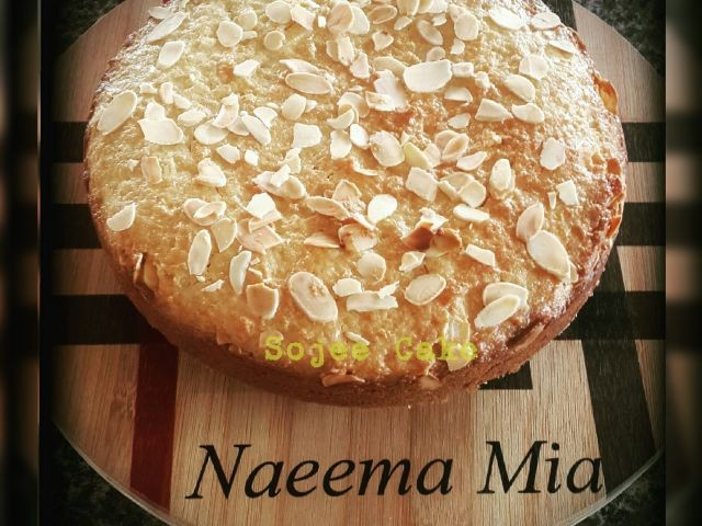 Sojee Cake Recipe By Naeema Mia
