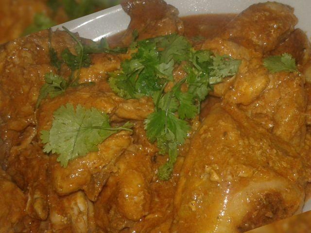 Saucy Masala Chicken