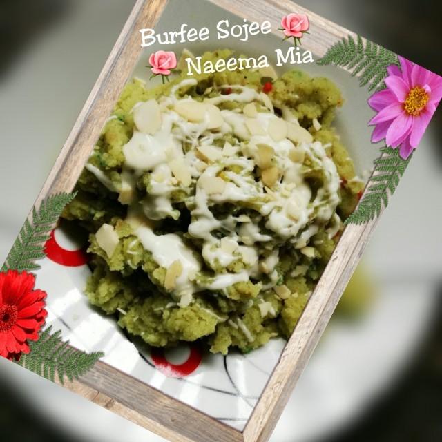Burfee Sojee