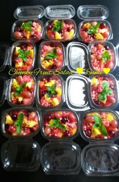 Chunky Fruit Salad