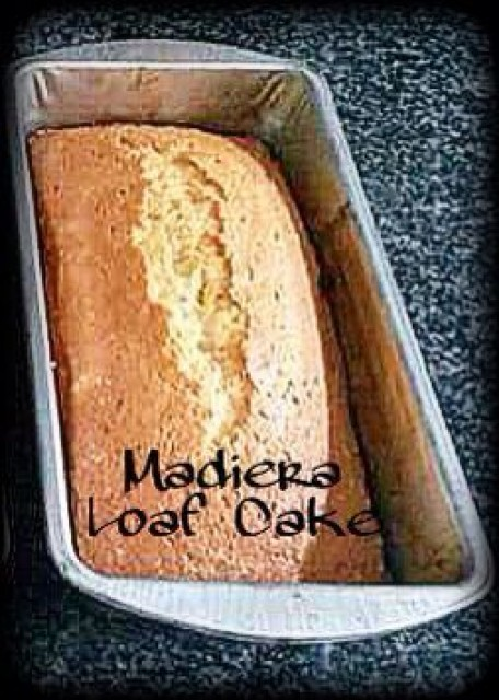 Madiera Cake
