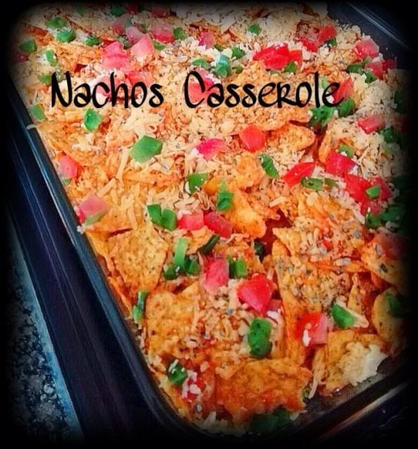 Nachos Casserole