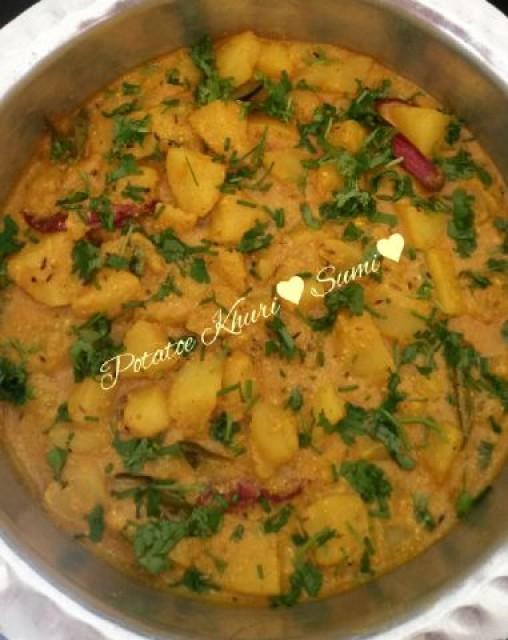 Potatoe Khuri