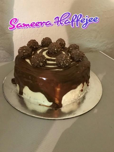 Saucy Chocolate Cake