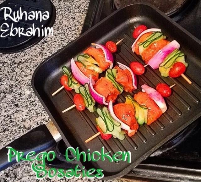 Prego Chicken Sosaties