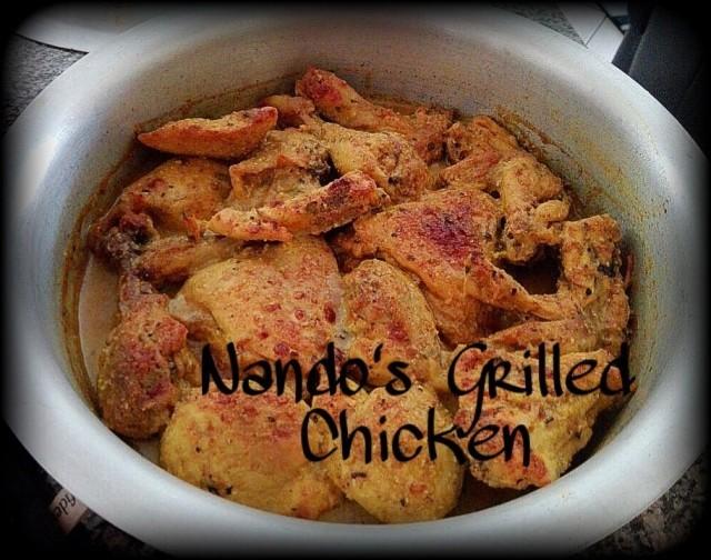 Nando's Grilled Chicken