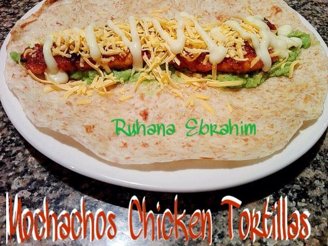 Mochachos Chicken Tortillas