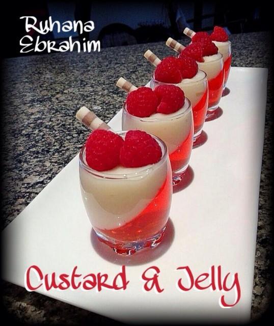 Custard And Jelly