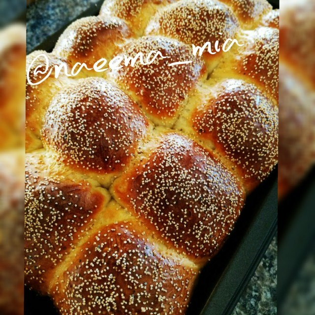 Naan Bread Recipe By Naeema Mia