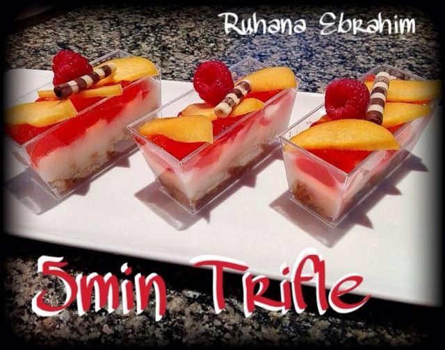 5min Trifle