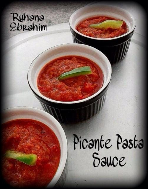 Picante Pasta Sauce
