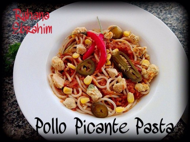 Pollo Picante Pasta