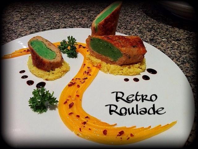 Retro Roulade