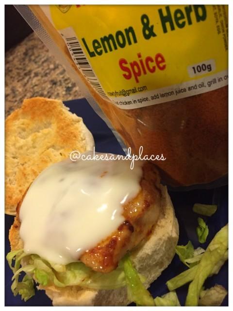 Mochachos Copycat Burger 🍔