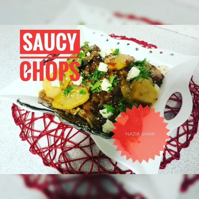 Saucy Chops