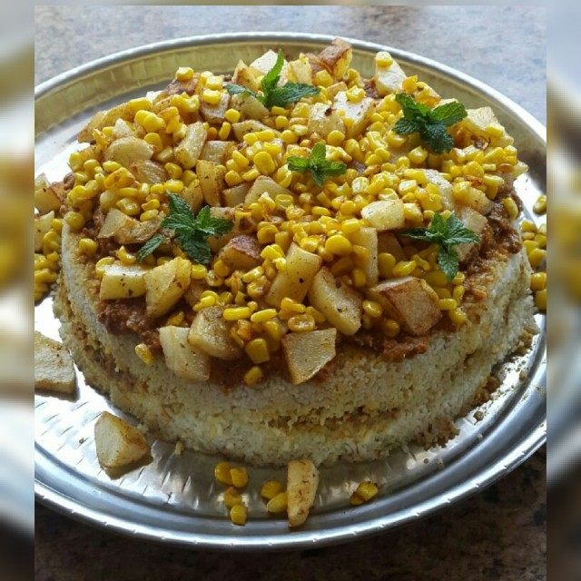 Mould Rice/rice Cake