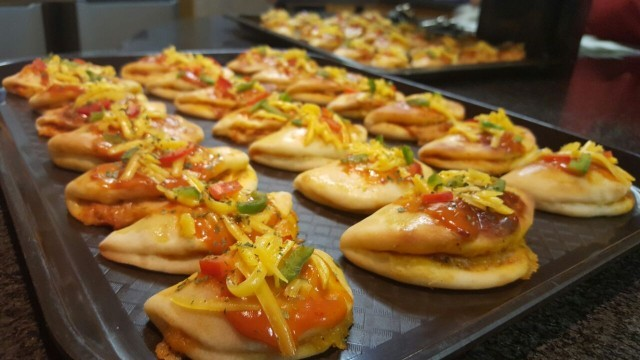 Calzone Arabic Dough