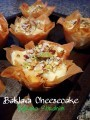 Baklava Cheesecakes