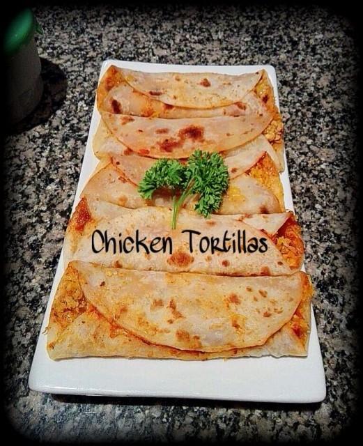 Chicken Tortillas