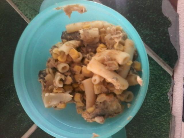 Damian's Pasta, Corn And Tuna Salad