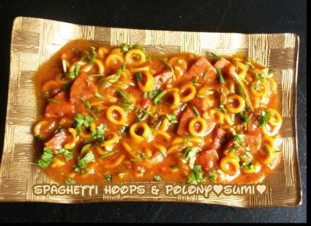 Spaghetti Hoops & Polony