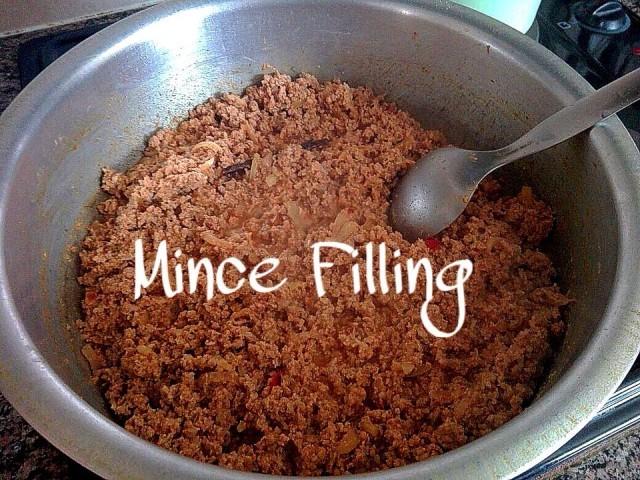 Mutton Mince Samoosa Filling