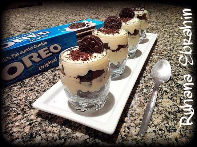Oreo Cheesecake Dessert