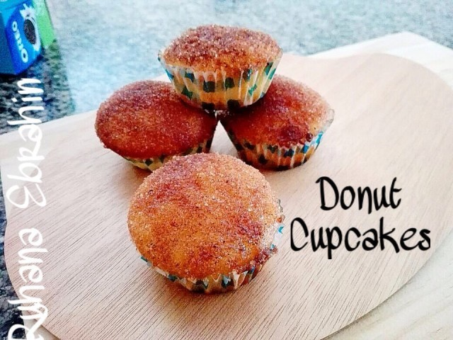 Donut Cupcakes